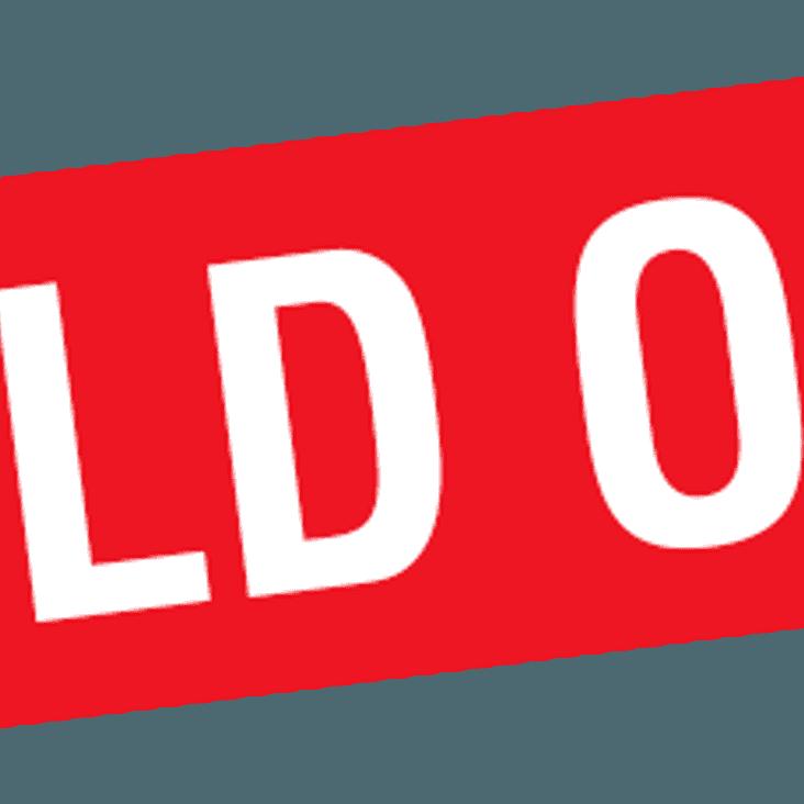 Sale v Exeter - SOLD OUT