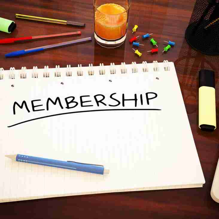 New season memberships are open for business