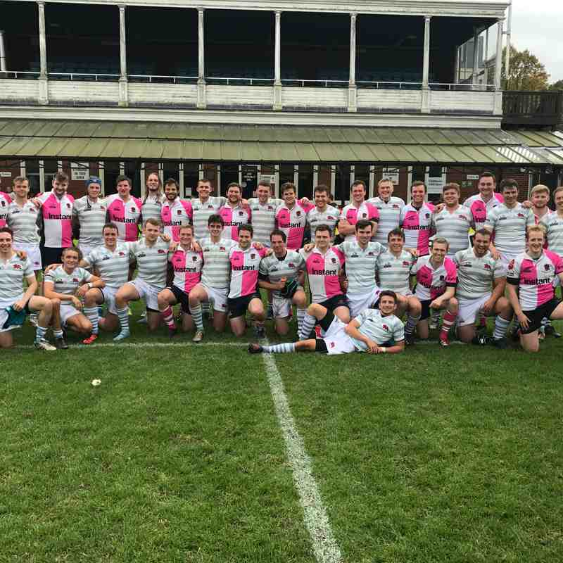 Oct 14th vs Cambridge Uni LXs