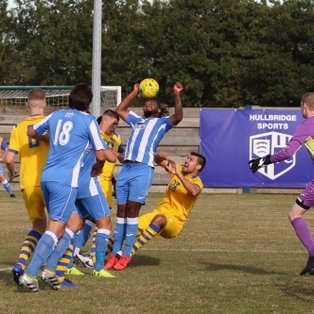 AFC fail to get going at Hullbridge