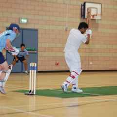 Nets and indoor sixes