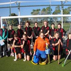 Selby Youth U14 Team - Darton College Barnsley 21/10/12