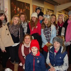 SELBY HOCKEY YOUTH SECTION CHRISTMAS PARTY 07/12/12