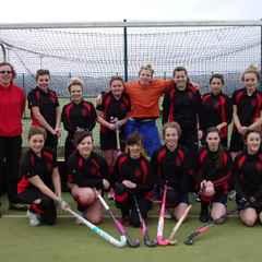 U16S LEAGUE MATCH HALIFAX HOCKEY CLUB 03/02/2013