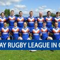Oxford Cavaliers West of England Squad beat Gloucestershire Warriors 48 - 20