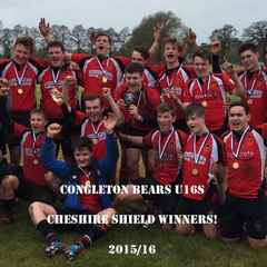 Cheshire Shield Winners