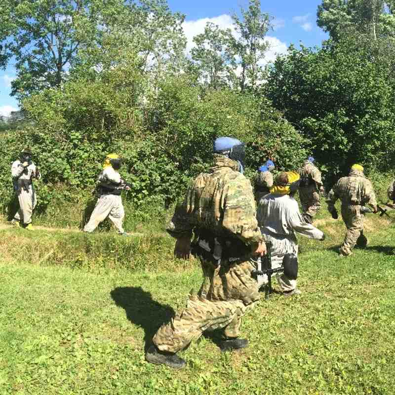 Paintball July 2016