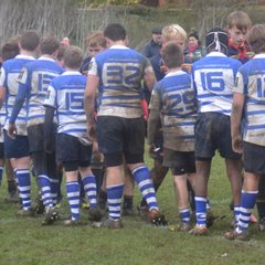 KRFCU13s v Old Scouts AWAY 20171203