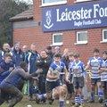 KRRC U13s v Leicester Forest AWAY