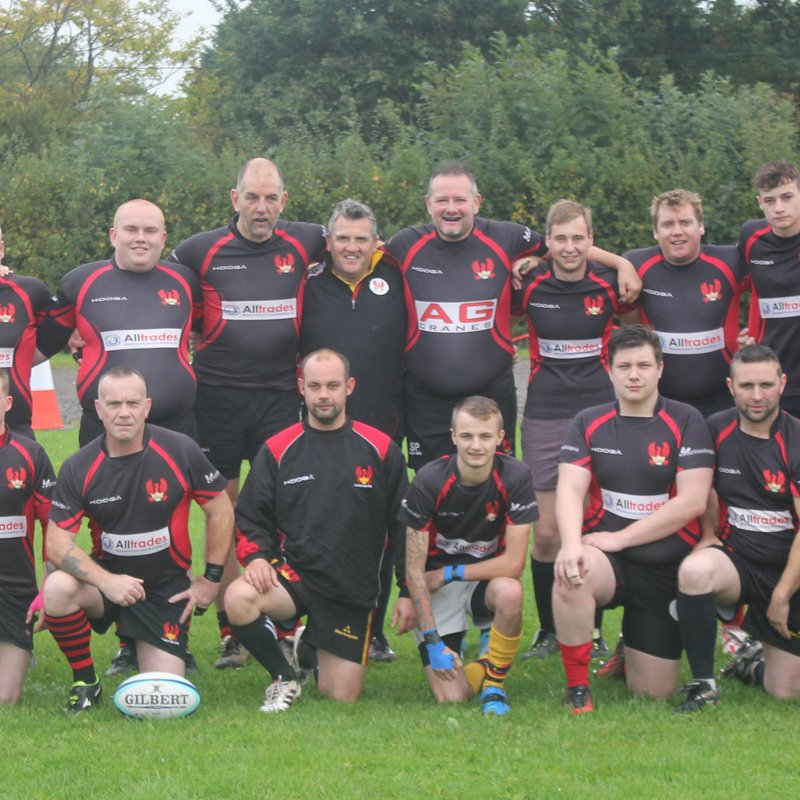Alcester Rugby Football Club vs. Dixonians