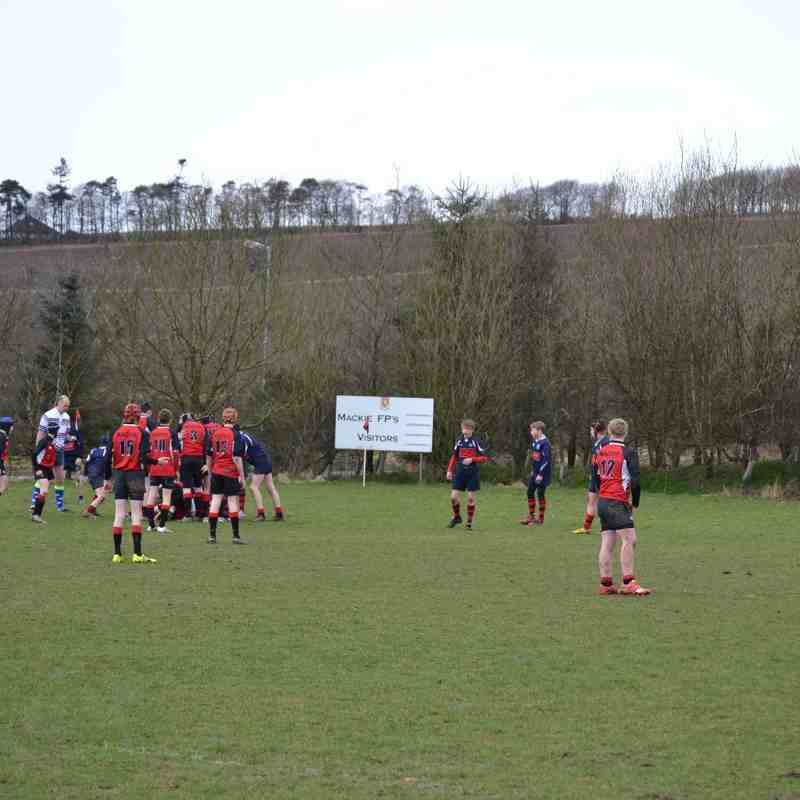 S2 v's Dundee Eagles 29/03/15