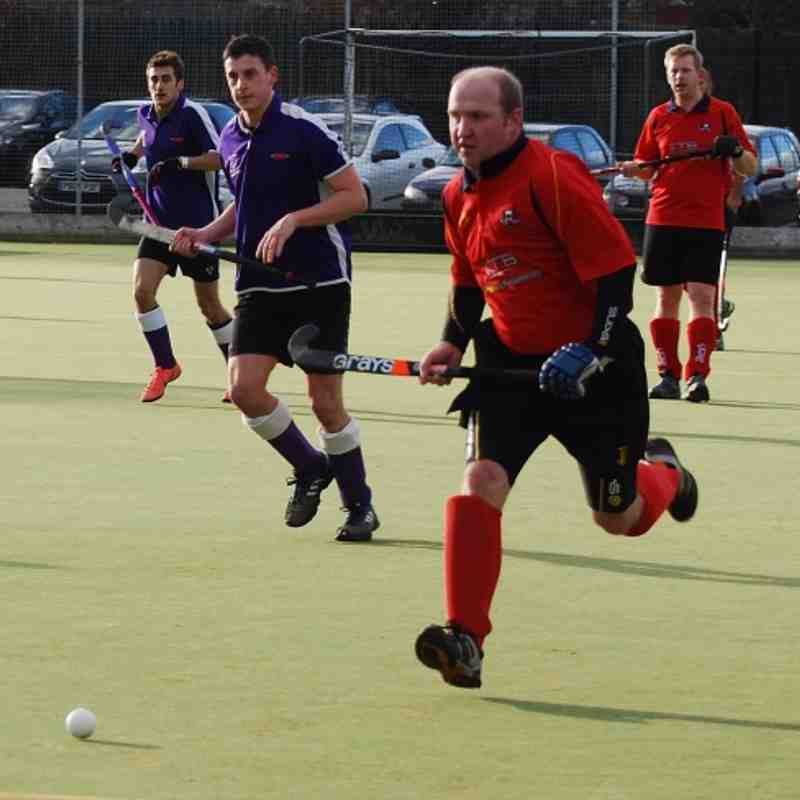 BAHC 3rds v Anchorians