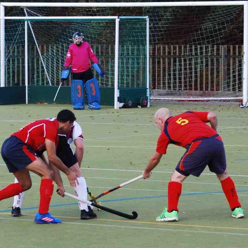 BAHC 1st v Crawley  2-1