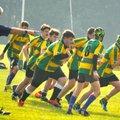 Under 16 lose to Wheatley Rugby Club U16 27 - 17