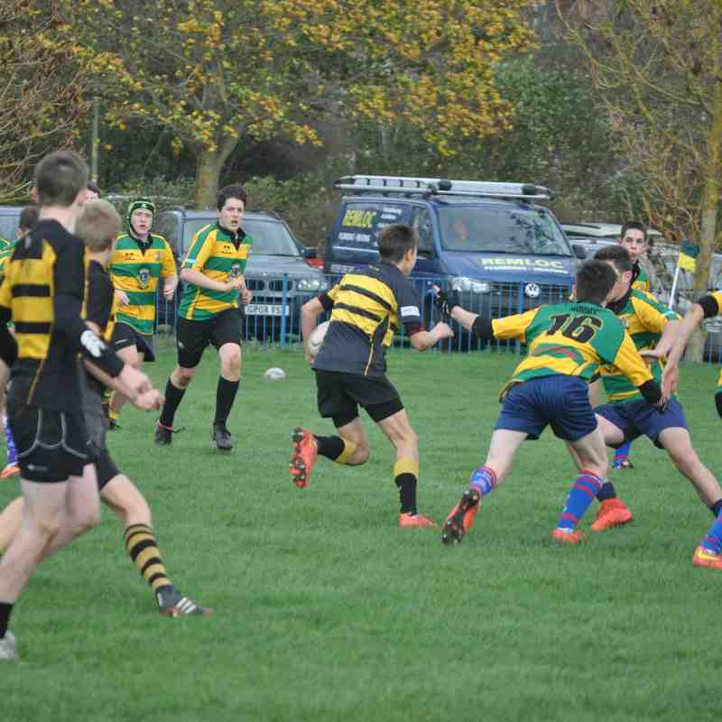 U15 Abingdon Vs Wallingford