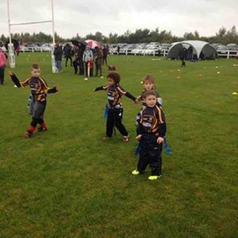 Coalville Under7's Minis Festival 13th October 2013