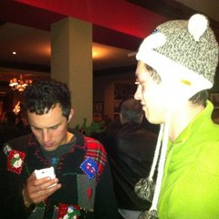 Xmas Night Out 2012