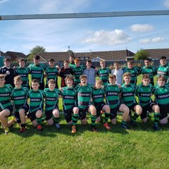 Selection published: Under 16s vs TYNEDALE