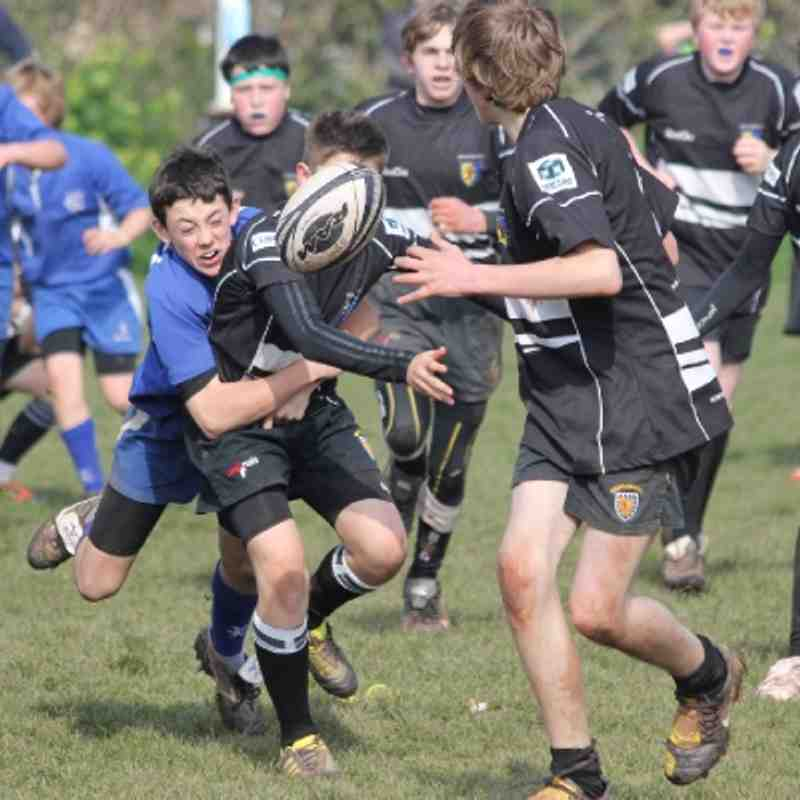 Brixham v Kingsbridge U13's