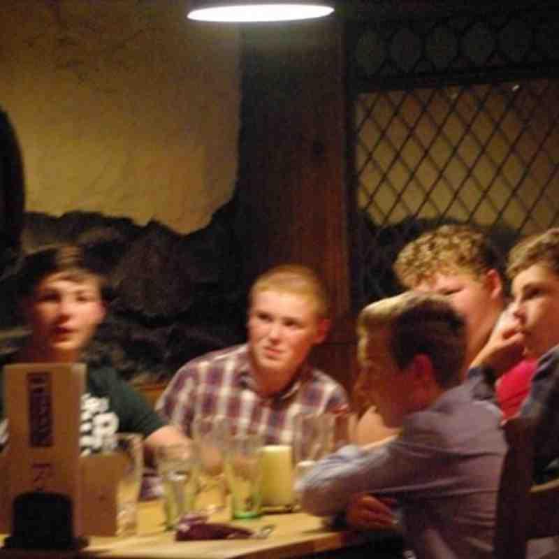End Of Season Dinner (2013/14)