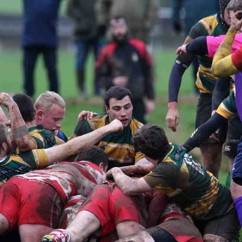 1st XV v Wetherby away - Photo credit Dave Morgan