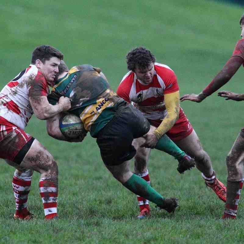1st XV v Wetherby away - Photo credit Dave Morgan