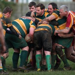 2nd XV v Middlesbrough 3rds 23/01/16 - Photo credit Dave Morgan