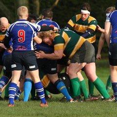 1st XV v Stocksbridge - Photo Credit, Dave Morgan
