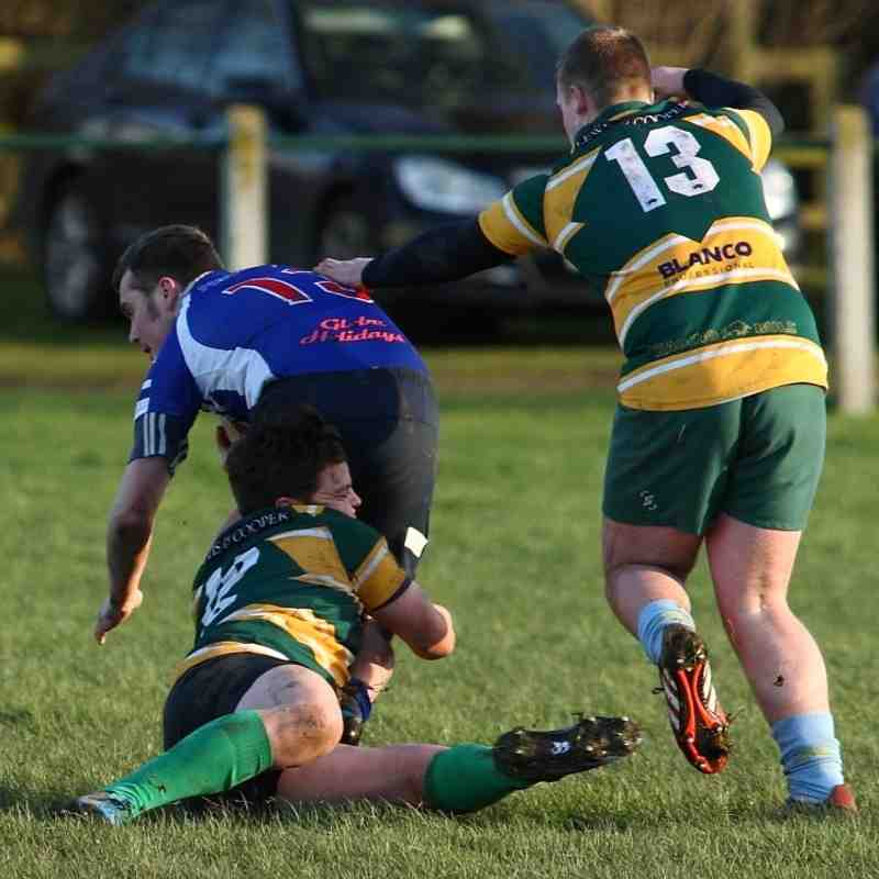 1st XV v Stocksbridge - Photo Credit, Dave Morgan