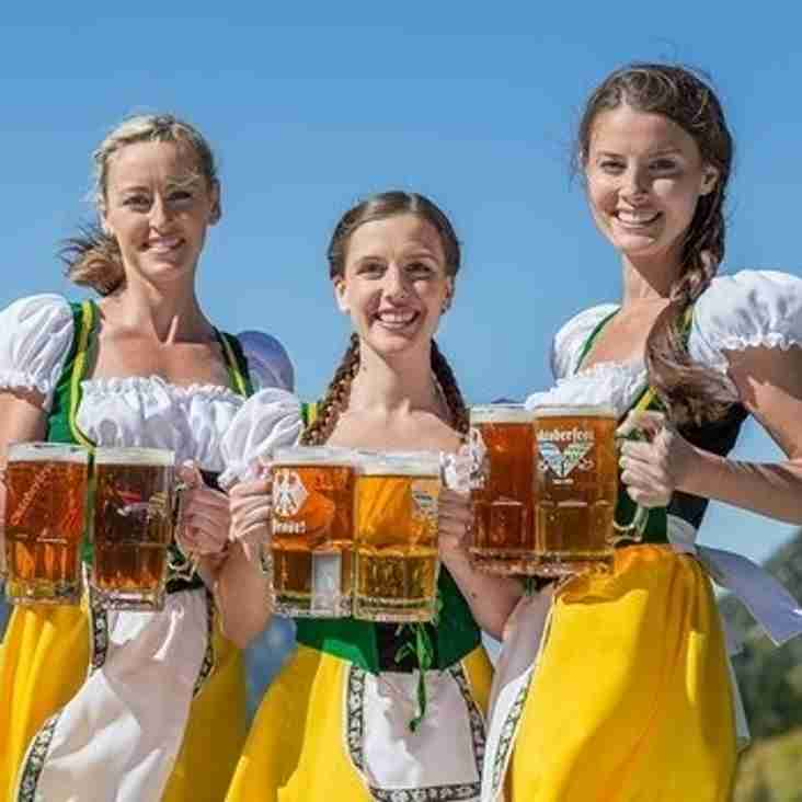 Oktoberfest Tickets are now sale