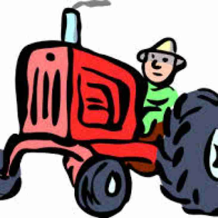 Tractor Tales - October 14th