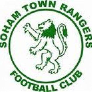 Ware 0 Soham Town Rangers 1
