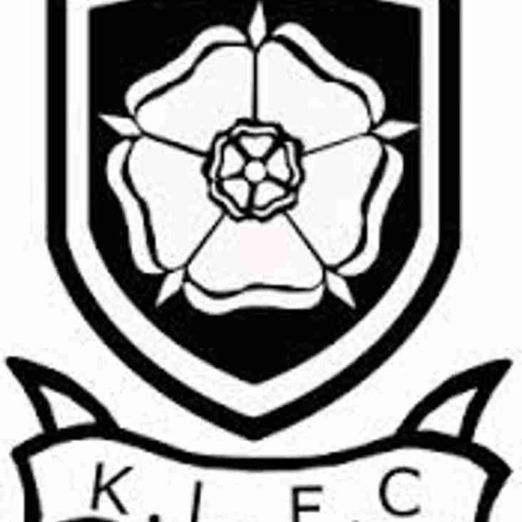 Next up - Kings Langley home on Saturday