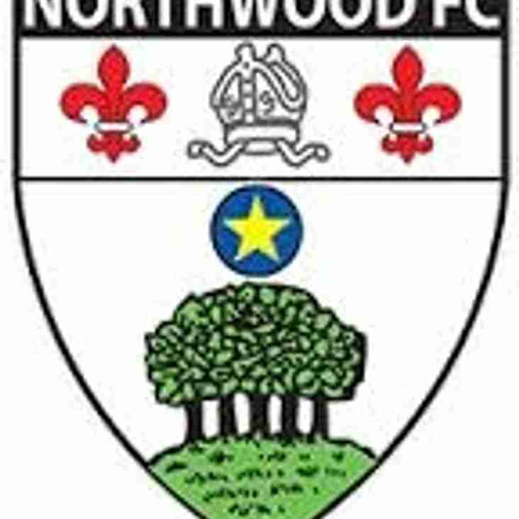 Next up - Northwood home on Tuesday.