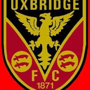 Uxbridge 3 Ware 1