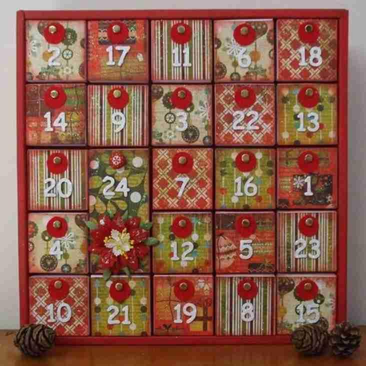Advent Calendar - December 22nd