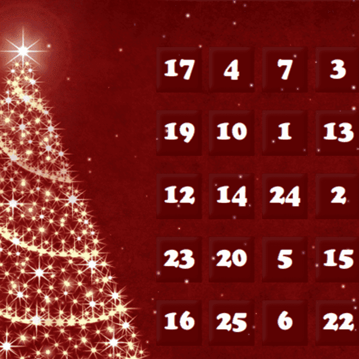 Advent Calendar - December 21st
