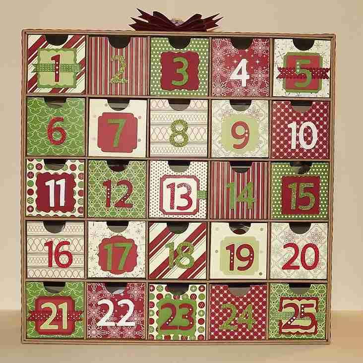 Advent Calendar - December 18th