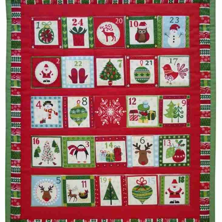 Advent Calendar - December 15th
