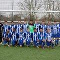 U18 beat Woodbridge Town 7 - 2