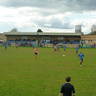 Arlesey Town 1 Ware 3