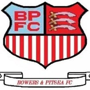 Ware U23 2 Bowers & Pitsea 4