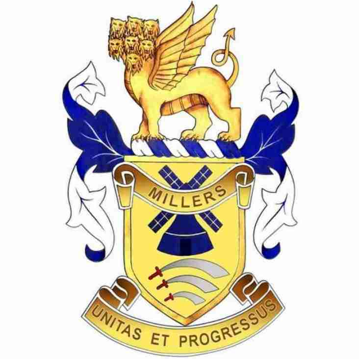Another match bites the dust. Tuesday's game with Aveley is off.