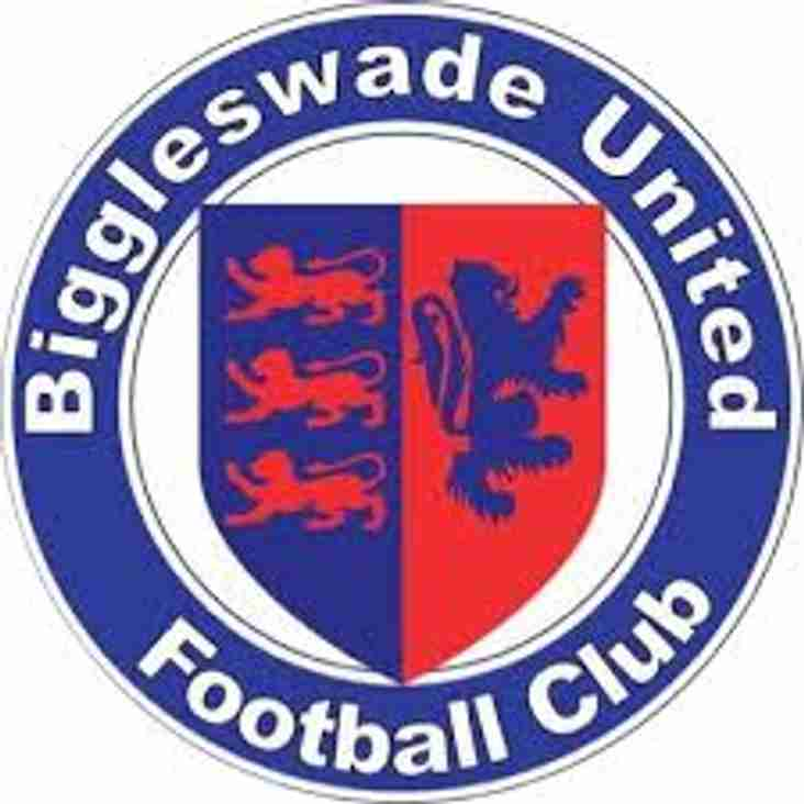 Biggleswade United confirmed for pre-season