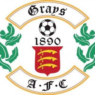 Grays Athletic 2 Ware 2