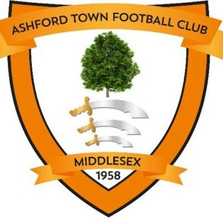 Ware 2 Ashford Town (Middlesex) 2