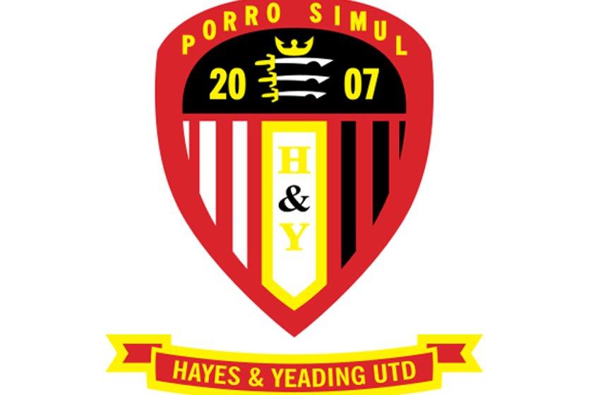 Hayes & Yeading United 1 Ware 0