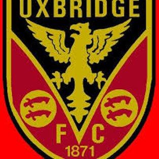 Ware 2 Uxbridge 1