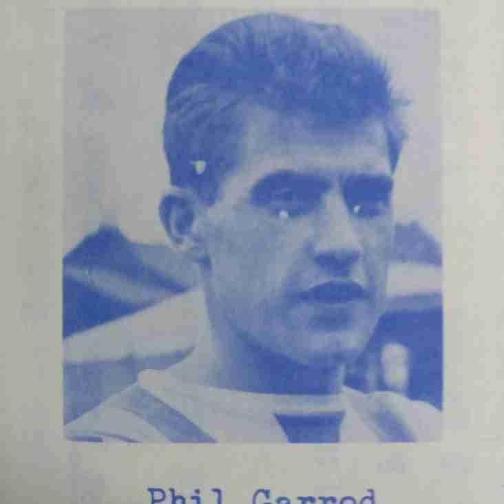 Former Blue Phil Garrod dies.