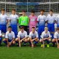 U16 beat Hitchin Town 0 - 2